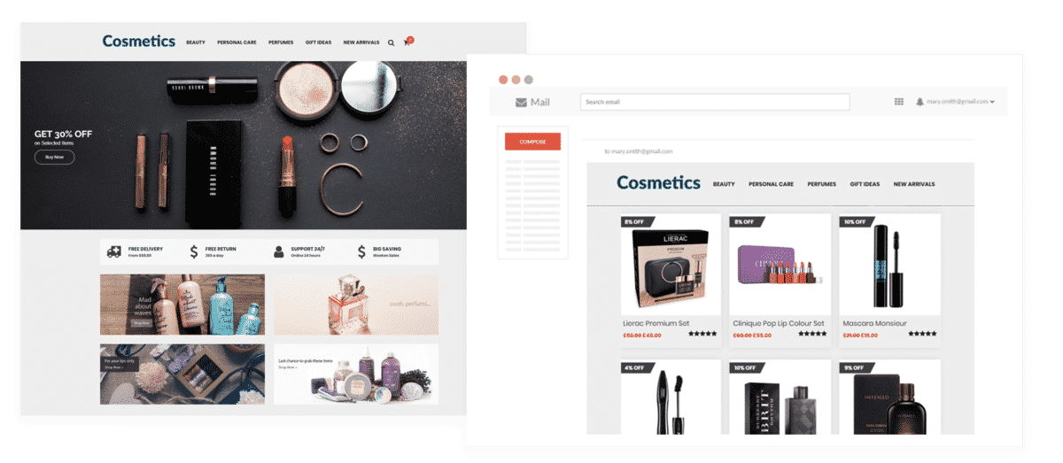 newsletter for online retailers