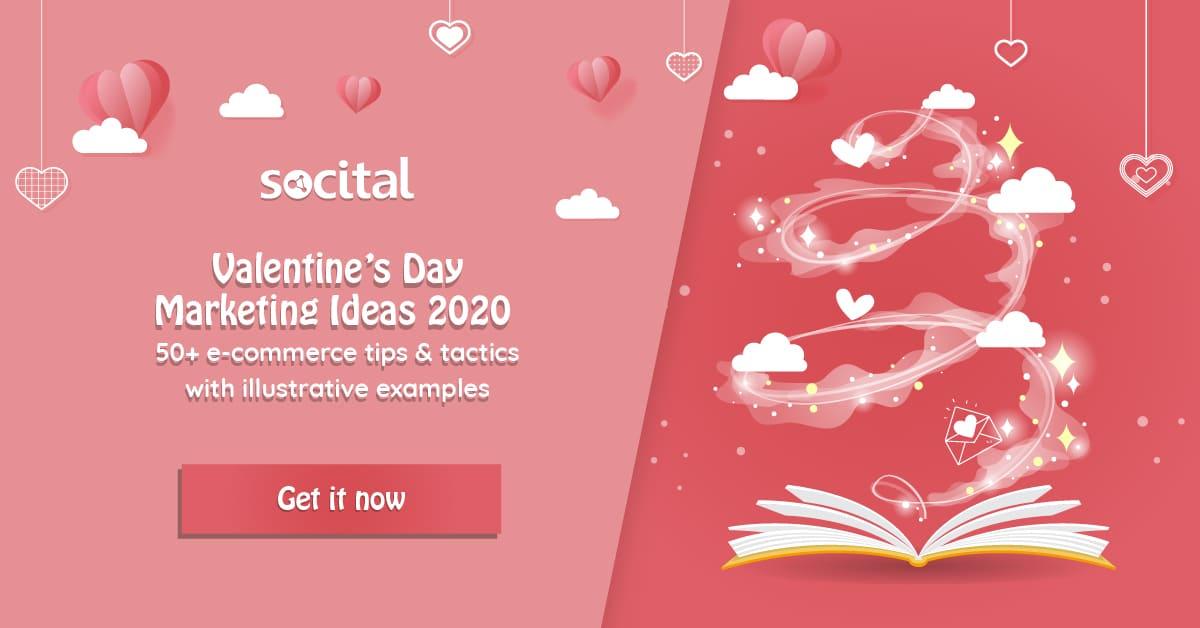 Valentines Day Marketing Ideas 2020