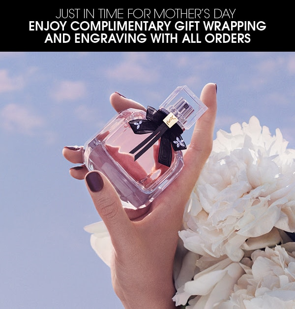 gift wrapping ideas for Mother's Day