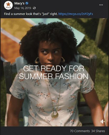 summer offer in social media