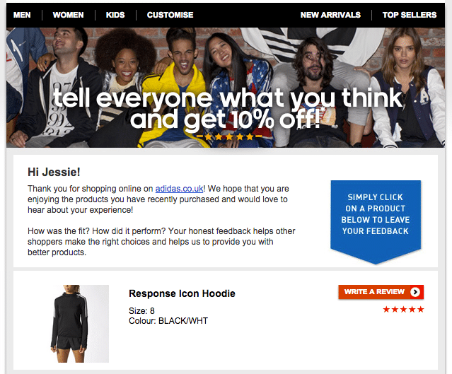 Optimize your Black Friday post-purchase experience