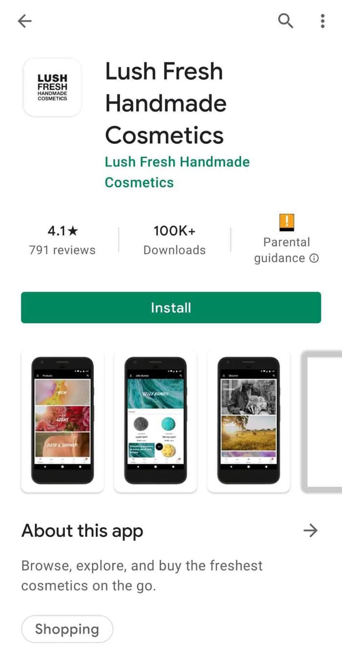 Build your own mobile shopping app with exclusive holiday treats