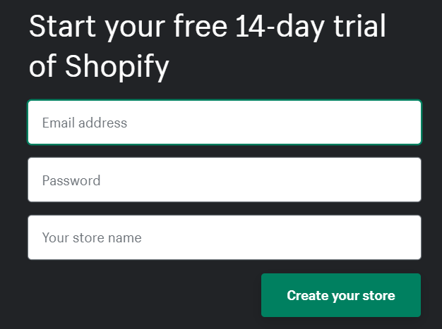 Starting the Trial