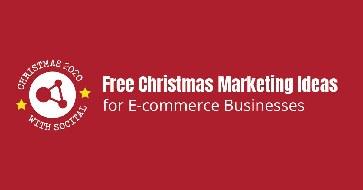 Free Christmas Marketing Ideas for E-commerce Businesses