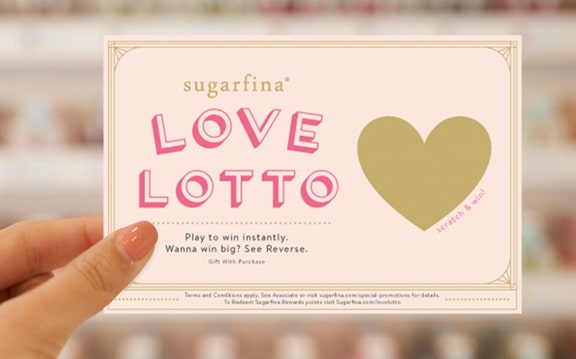 Valentine's Day Lottery